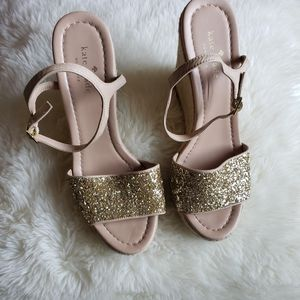 Kate Spade Sandal Wedges